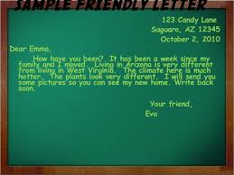 type of letter