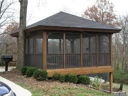 nice screened rectangular gazebo and screened in pop up tent mesh