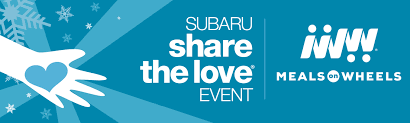 subaru logo jpg share the love with meals on wheels