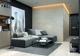 Small Apartment Design Small Apartment With Modern Minimalist Interior Design Ideas Large