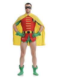 halloween costumes xxxl unisex lycra spandex robin original grayson robin batman
