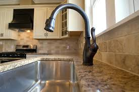 delta rubbed bronze kitchen faucet kitchen faucet bronze image of top rubbed bronze kitchen