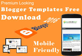 top 5 free responsive blogger templates download 2016 17 all