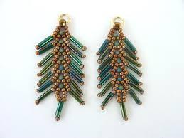 beginner earrings 1371 best beaded earrings images on earrings seed
