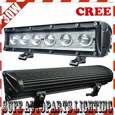 Led Work Light Bar by 11inch 5w Cree Led 6pcs 5w Led 30w Led Work Light Bar Offroad Led