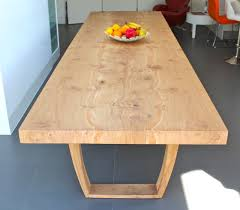 Oak Slab Table by Jonathan Field Furniture News And Views Of Furniture Taking