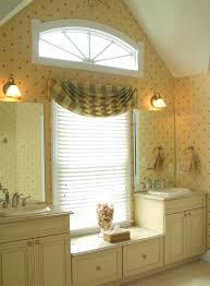 Bathroom Window Curtain Ideas Decorating Bathroom Kitchen Window Curtain Ideas