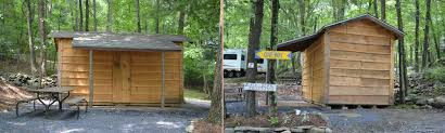Bargain Structures In Stock Pine Creek Structures Campground East Stroudsburg Pa Cranberry Run Campground