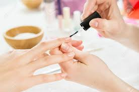 nail polish brush stock photos u0026 pictures royalty free nail