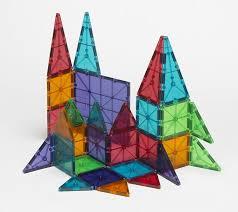 Magna Tiles Black Friday by Amazon Com Magna Tiles Clear Colors 32 Pc Set Toys U0026 Games