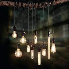 Vintage Light Bulb Pendant Edison Bulb Pendant Light Fixture Swexie Me