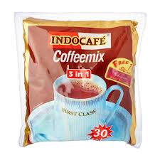 Coffee Mix indocafe 3 in 1 coffeemix 20g from redmart