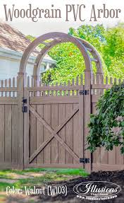 Fence Landscaping Ideas 32 Awesome New Fence Ideas For Your Home Illusions Vinyl Fence