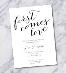 Best 25 Wedding Reception Invitation Best 25 Engagement Party Invitations Ideas On Pinterest