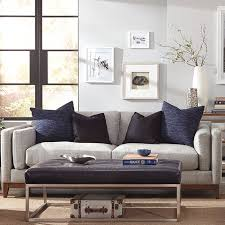 Beds That Look Like Sofas by Before And After A Neutral Sofa Gets The Blues Schneiderman U0027s