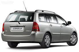 2005 toyota corolla review toyota corolla wagon specs 2004 2005 2006 2007 autoevolution