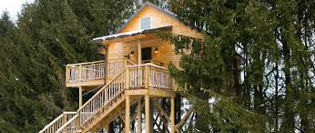 cabins in berlin ohio luxury tree house in amish country