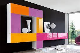 dining room bookcase oak veneer shelving unit toronto modern photo