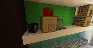 minecraft furniture entertainment