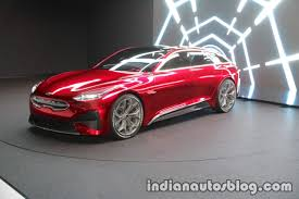 kia proceed concept showcased at iaa 2017 live