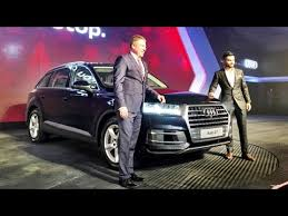 audi q7 starting price 2016 audi q7 launched in india prices start at inr 72 lakh