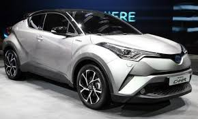 toyota new suv car toyota begins production of c hr in turkey for export to europe u s