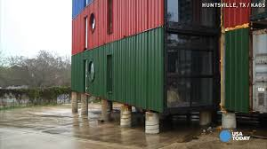 want a u0027tiny home u0027 try living in a shipping container youtube