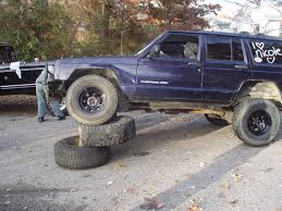 jeep lifted 6 inches picture request 3 inch rough country jeep cherokee forum
