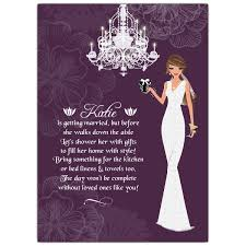 bridal shower invitation wording what to put on a bridal shower invitation and lace