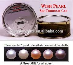 pearl wish necklace images Canned genuine oyster pearl wish pearl in can buy oyster pearl jpg