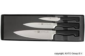 sets of kitchen knives attractive chef knife sets of zwilling j a henckels four 3 pc s