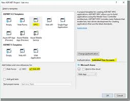 creating a security enabled angularjs application with asp net mvc