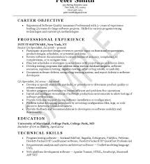 Asp Net Resume Sample by Quality Assurance Resume Examples Quality Assurance Resume