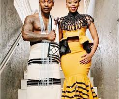 traditional wedding pics inside bontle and priddy s traditional wedding okmzansi