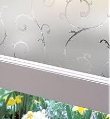 Octagon Window Curtains Amazon Com Precut Frosted Privacy Octagon Window Film Self