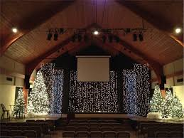 Church Stage Christmas Decorations Easy Christmas Decorations For Church Fabulous Indoor Christmas