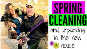 realistic spring cleaning routine u0026 how to get your husband to