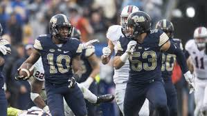 the official athletic site of the university of pittsburgh