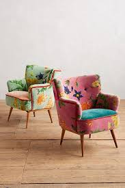 Occasional Chairs For Sale Design Ideas Floret Accent Chair Solid Wood Occasional Chairs And Anthropologie