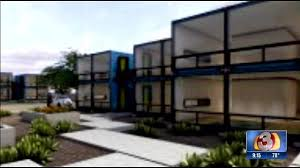 Shipping Container Apartments Shipping Container Apartments Coming To Downtown