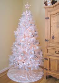 arvore de natal branca white christmas tree 2 arvore de natal