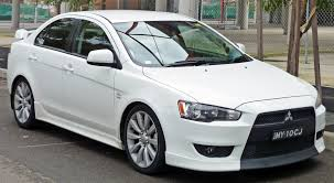 white mitsubishi lancer 2017 file 2009 2010 mitsubishi lancer cj my10 vr x sedan 01 jpg