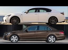 lexus better than mercedes 2016 lexus gs 350 vs mercedes e300 design exterior