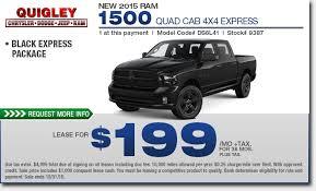 lease deals on dodge ram 1500 truck lease deals atamu