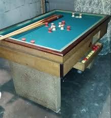 vintage bumper pool table for sale in chicago il