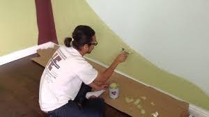 Childrens Bedroom Wall Paint Abundant Tree Wall Painting In Children U0027s Bedroom Youtube