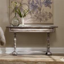 hooker furniture console table hooker furniture chatelet skinny console table in white 5853 85001