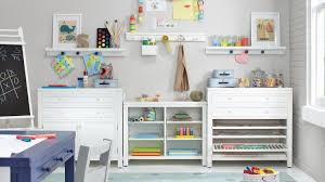 everything you need for a kids u0027 craft room martha stewart