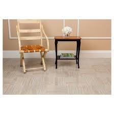 beige self adhesive vinyl floor tile 12 x12 achim target