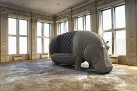 Hippo Chair Spanish Artist Maximo Riera Previously Featured Archie